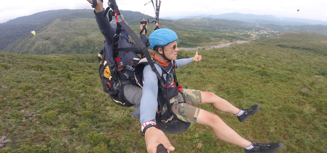 Paragliding Professional
