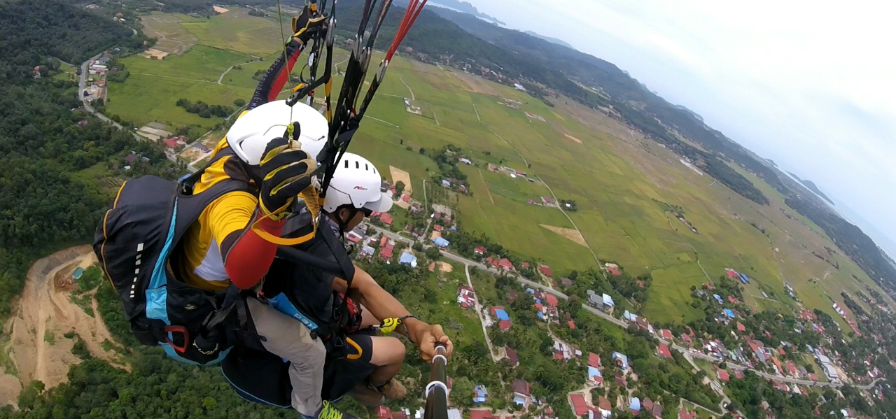 Langkawi Paragliding Park