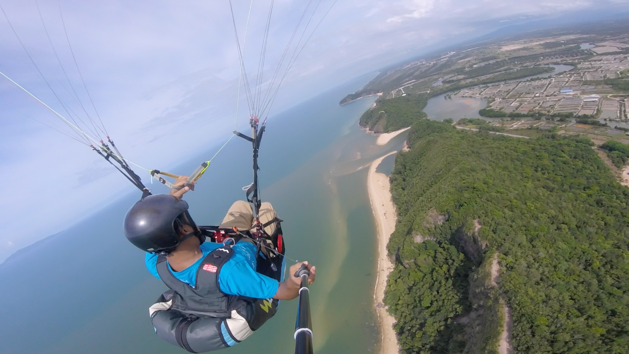 Paragliders Malaysia Paragliding Adventure Center